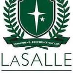 la salle college logo
