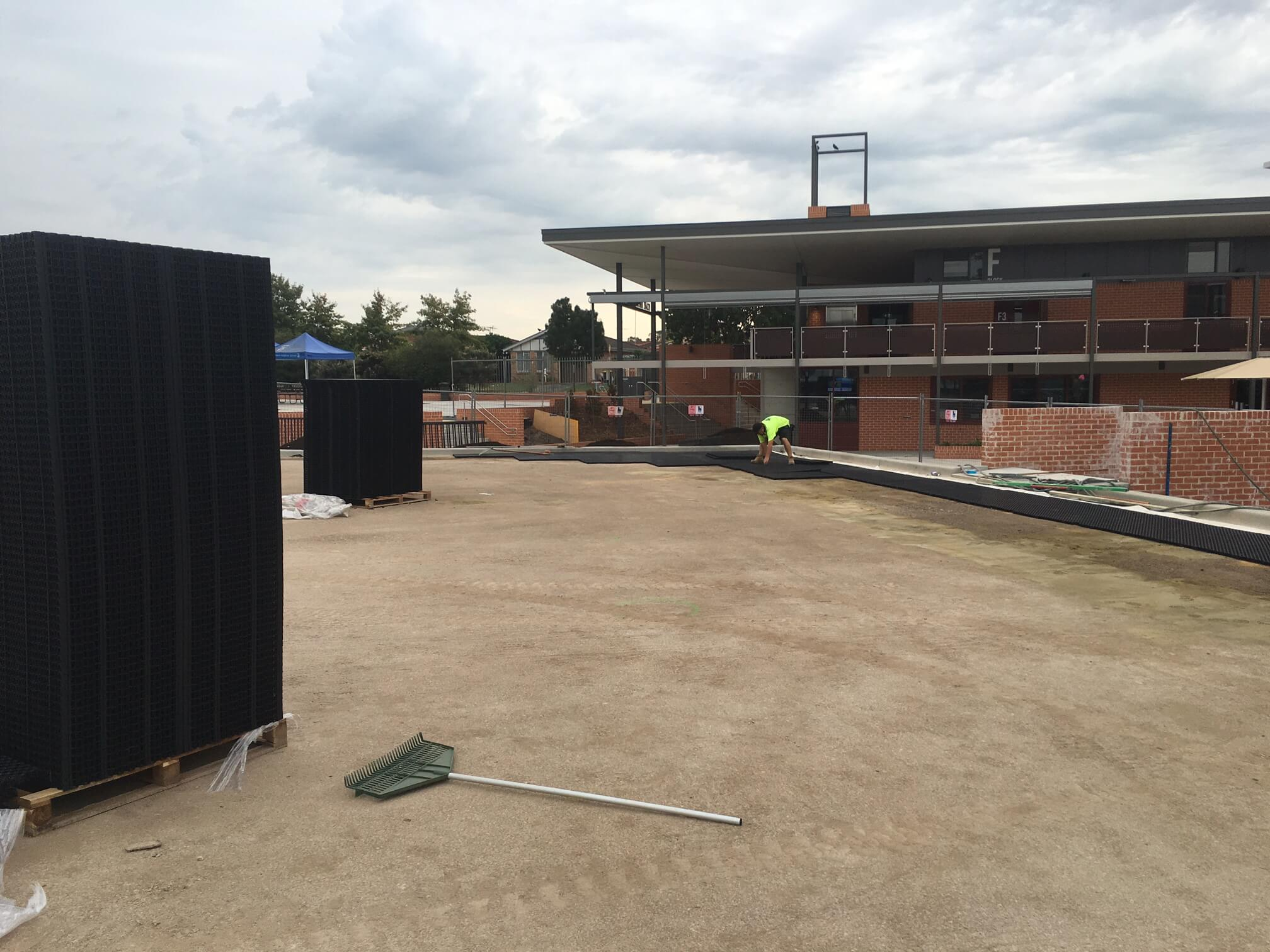 RJ Anglican School Futsal Court