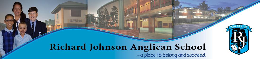 Richard Johnson Anglican School Logo